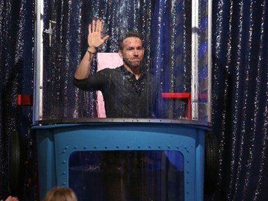 Please allow a soaking wet Ryan Reynolds to make your day
