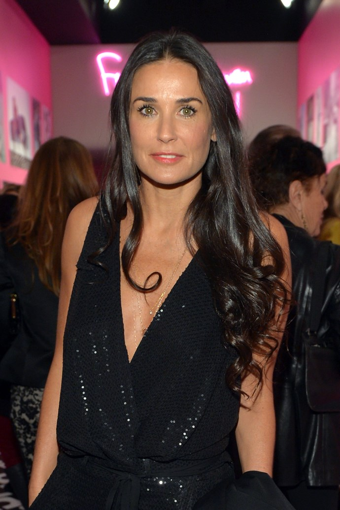 **Demi Moore — Debt collector:**  If you're guilty of leaving a fine unpaid for too long - like way too long - it's likely you'll get that life-revaluating call from a debt collector. While it sucks getting hounded for cash monies you don't have, the bright side is that it could be Miss Striptease herself at the end of the line. Yep, Demi Moore worked as a debt collector back in ze day.