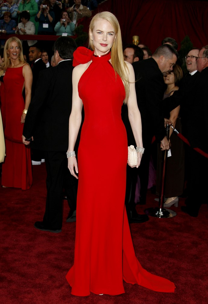 **Nicole Kidman — Massage therapist:**   When you think of massage therapists, Nicole Kidman doesn't exactly spring to mind. But at the tender age of 17 our gorgeous Aussie export actually took on the job to help her family with their financial burden. Awww, Nic!