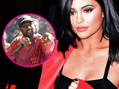 Kanye West really was mad at Kylie Jenner over her Puma deal, says so himself