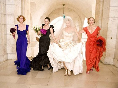 The 27 best TV & movie wedding dresses of all time
