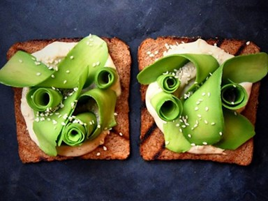 Shaved avocado is the latest, most 'Grammable way to consume your fave food