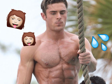 You might need legit lifesaving after you see these pics of Zac Efron on set of Baywatch