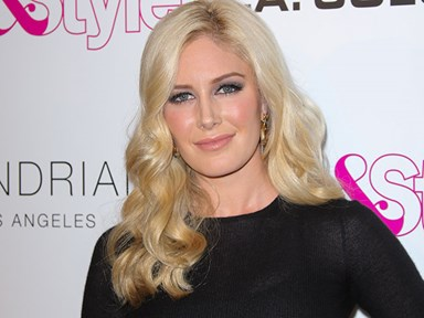 "Heidi Montag just dropped some MAJOR bombs about ""The Hills"""