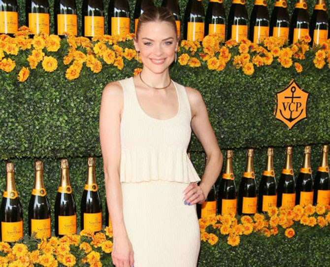 "**Jaime King:** ""It's interesting because nobody really talks about endometriosis or PCOS, but so many women struggle with it,"" the actress has said. ""I have to thank Lena Dunham as being a big champion for me. I used to feel like I was the only one who had it. Nobody knew how long it took me to get pregnant: that for seven years I had so many losses, I'd been trying for so long and I was in so much pain."" King is now mother to two boys."