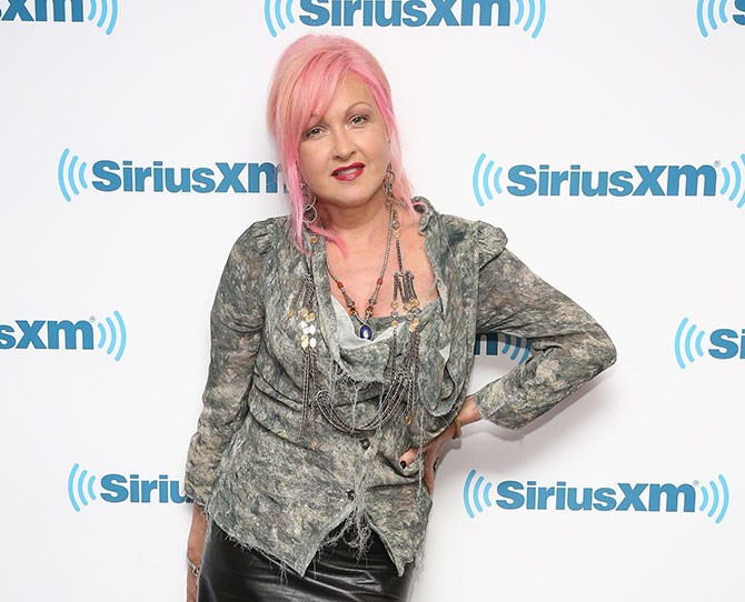 "**Cyndi Lauper:** Lauper let her true colours shine through when she revealed in her autobiography that she ""became famous [in the 80s], then gravely ill with endometriosis."" The now 62-year-old had her son, Declyn, at 44."