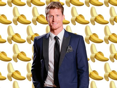 YESSSSS! Richie Strahan is the new Bachelor and we're going bananas over here