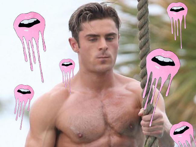 Here's what Zac Efron ate to get these droolworthy abs