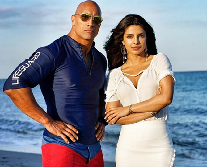 8. Megababe Priyanka Chopra plays the villain.