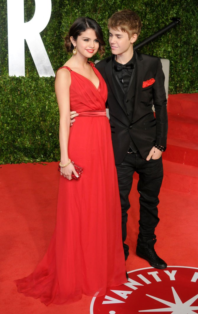 Gahhhh Jelena! Back when he was her best accessory. Oh how we miss thee (but totally understand that she wants to move on and we should just shh... just give us a minute).