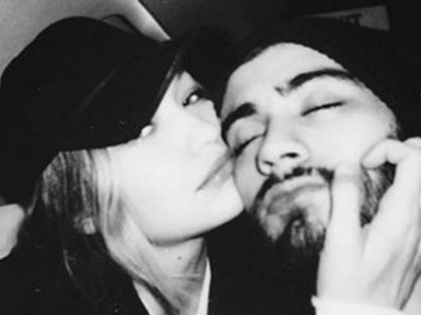 Gigi Hadid's Snapchat basically proves that Zayn punk'd us all with that tattoo