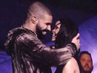 Drake and Rihanna WORK each other up in a seriously steamy way