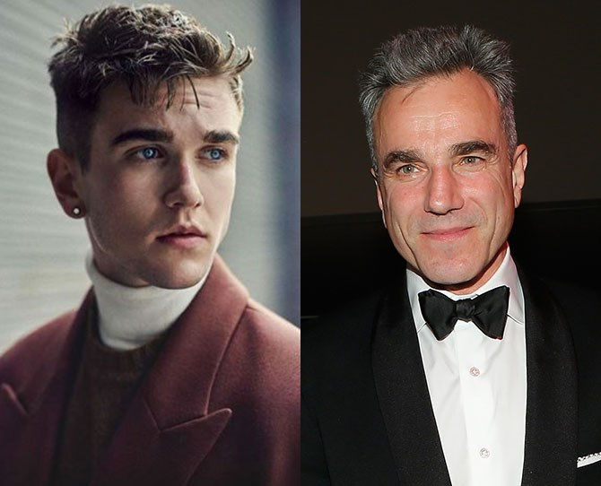 **Gabriel-Kane Day-Lewis** Father: Daniel Day-Lewis His name may be a mouthful, but he has the looks of a mystical unicorn. He made his debut walking for Karl Lagarfeld, just to set the bar extra high. He sings, too! But this is about models with famous parents. Not singers with famous parents. Good idea for another story, though…