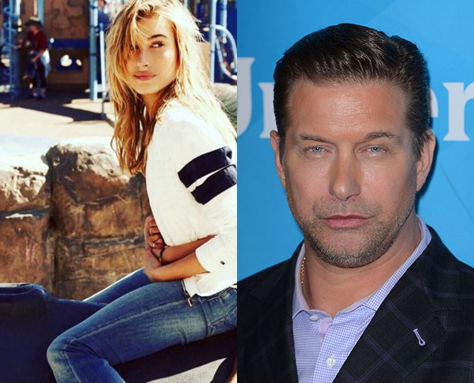 **Hailey Baldwin** Father: Stephen Baldwin No, she isn't just one of Justin Bieber's baes. And much like acting runs with the boys in the Baldwin fam, modelling is a thing for the girls (stay tuned for another Baldwin appearance)– whatever water the Baldwins are drinking, we kinda want summa dat.