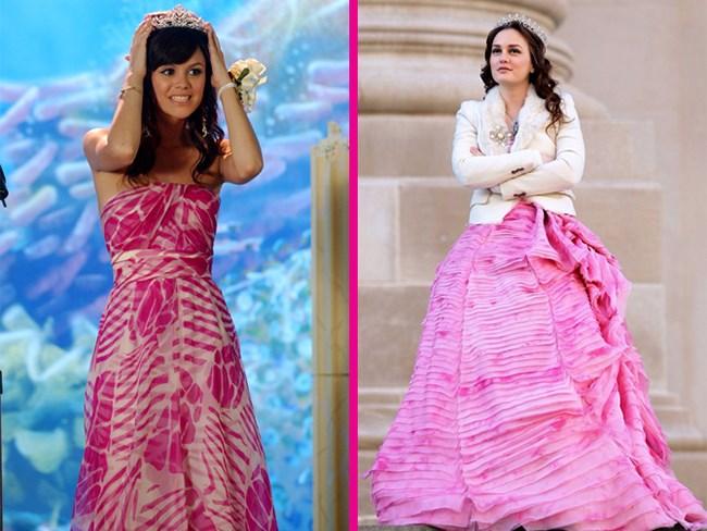 best fashion trends the oc gossip girl