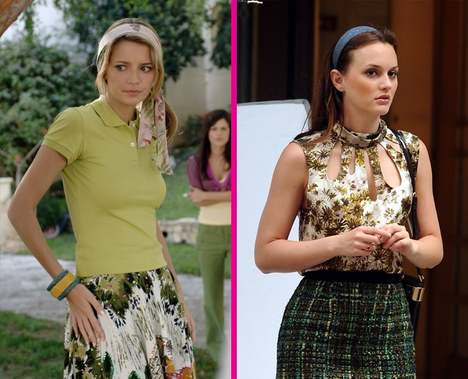 **Hairbands** Hair accessory trends have come a long way, haven't they? ** **