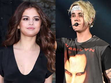 Justin Bieber totally 'liked' this hot AF picture of Selena Gomez on Instagram