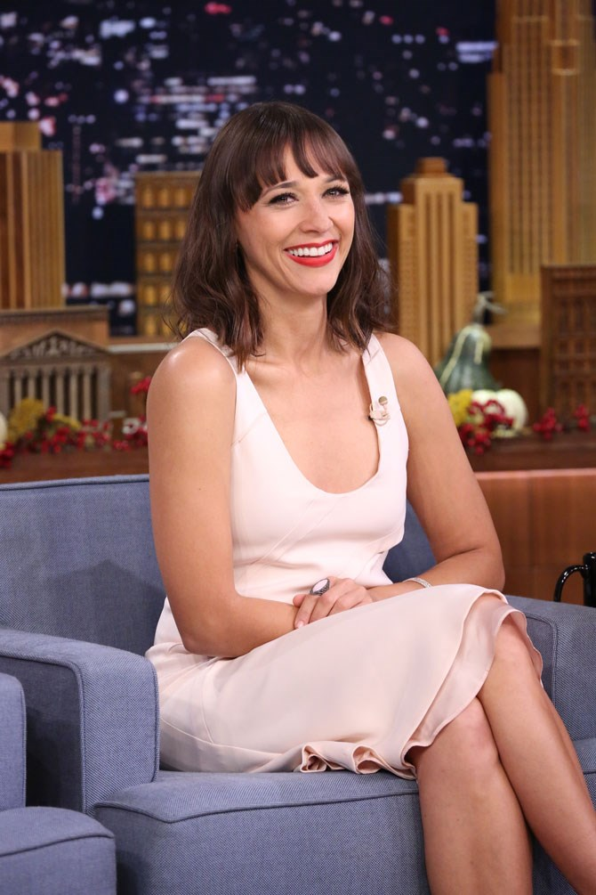 **Sexiest Sense of Humour – Rashida Jones   **Because, really, nothing is sexier than someone who can make you laugh.