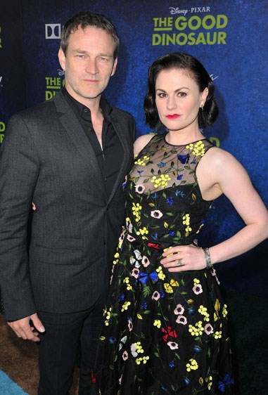 10. ANNA PAQUIN AND STEPHEN MOYER Age difference: 13 years.