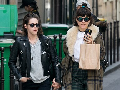 Kristen Stewart's new girlfriend SoKo said she once dated Robert Pattinson and say what now?