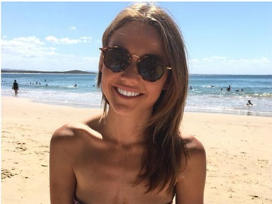 """Sam Frost calls out """"horrible"""" body shamers on Instagram after sharing bikini snap"""