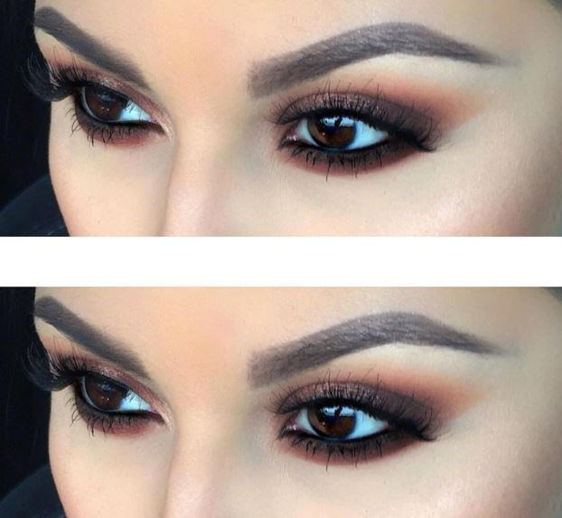 """**2. ANASTASIA BEVERLY HILLS @ANASTASIABEVERLYHILLS** [9.1million followers](https://www.instagram.com/anastasiabeverlyhills/ target=""""_blank"""") Everyone from Kim Kardashian to Jennifer Lopez swear by Anastasia Beverly Hills to get their brows looking on fleek. And now, the brow geniuses have expanded into everything from contour kits, highlighters and super-pigmented eyeshadows that are equally earning cult beauty status."""