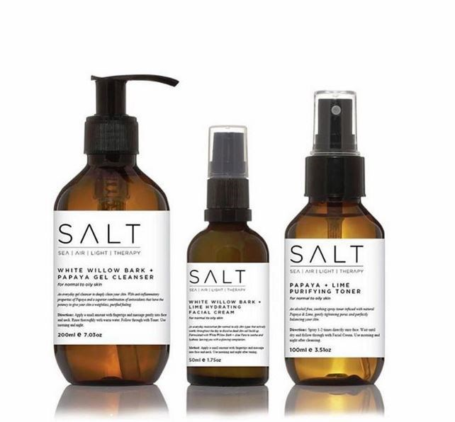 """**3. SALT SKINCARE @SALT_STORE** [113k followers](https://www.instagram.com/salt_store/ target=""""_blank"""") Another Aussie beauty brand to make it big on Insta, Salt Skincare uses only vegan and natural ingredients to scrub, hydrate and nourish skin."""