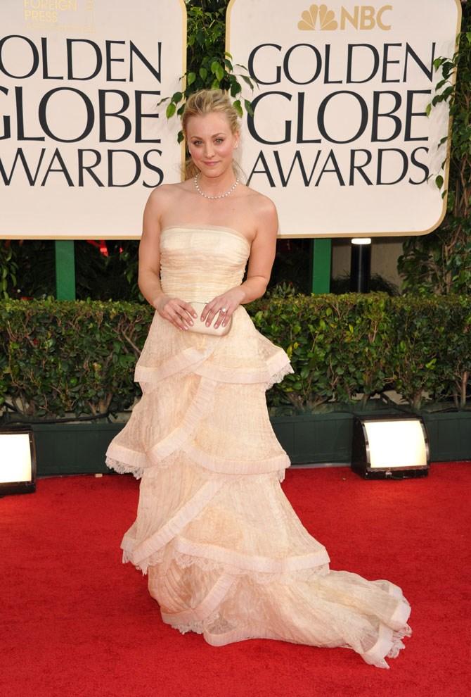 Drama, drama, drama at the 2011 Golden Globes.