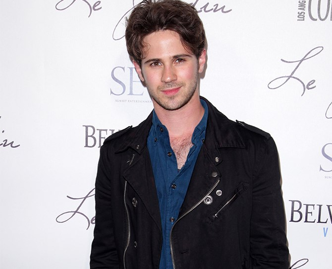 "**Connor Paolo** ""I don't think I'm going to miss anything,"" he told *[The TV Addict](http://www.thetvaddict.com/