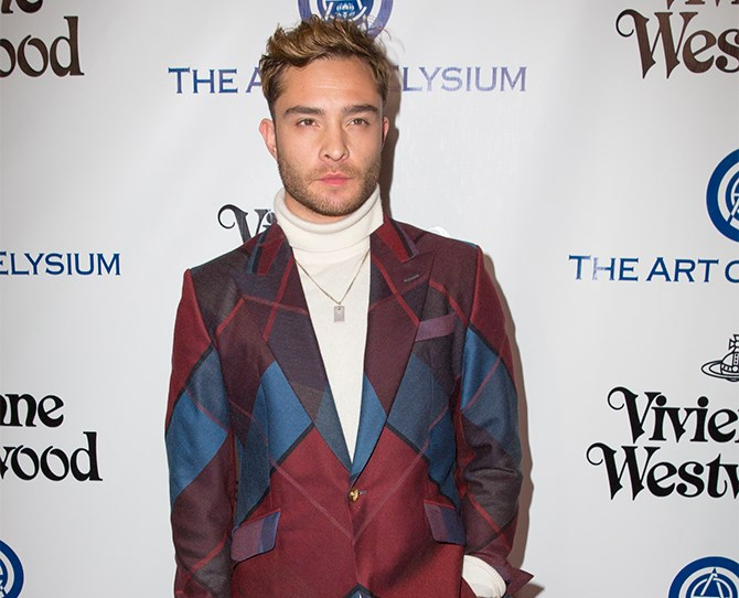 "**Ed Westwick** When asked if he was anything like his character, Chuck Bass, Ed Westwick responded: ""I wouldn't chase a girl for that long."" OK, maybe that one's fair enough."