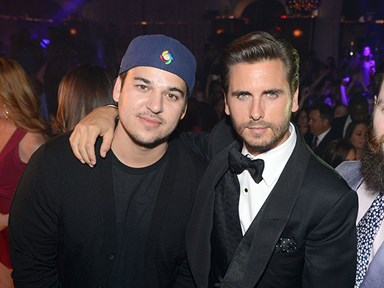 Scott Disick has some sweet things to say about Rob Kardashian