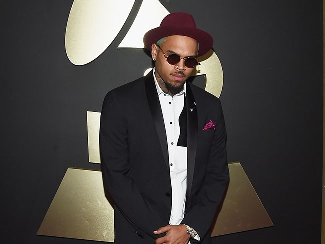 Chris Brown does something shady...again