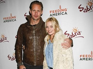 Margot Robbie gave Alexander Skarsgård a sex injury and lolololol