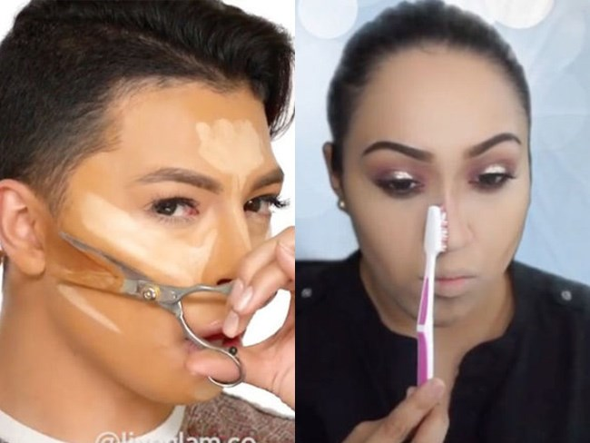 5 of the weirdest tools people use for contouring