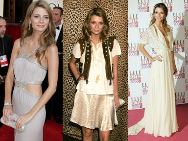 33 vintage Mischa Barton looks you totally frothed over at the time