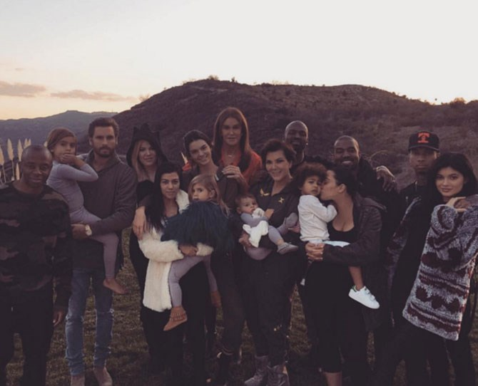 "**7. One member of the family wants to come out as gay or bisexual.** [According to Blind Gossip](http://blindgossip.com/?p=75563|target=""_blank""), the Kardashian-Jenner family is ""pressuring one of the family to keep quiet about their sexual orientation."" The site doesn't suggest who (or provide evidence to support this claim), but a large comment section certainly has ideas.  Via [@kimkardashian](https://www.instagram.com/p/-kn-5KOS-H/?taken-by=kimkardashian&hl=en