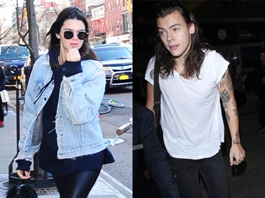 SPOTTED: Harry Styles and Kendall Jenner have lunch together