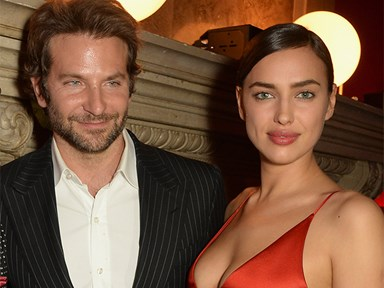 Irina Shayk just shared her first selfie with Bradley Cooper and it's so hot we're melting