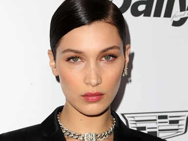 Bella Hadid posts naked pic on Instagram, all our chill is lost