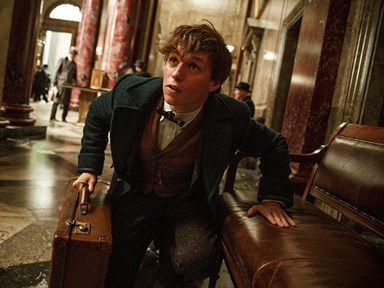"""New """"Fantastic Beasts and Where to Find Them"""" movie trailer revealed at the 2016 MTV Movie Awards"""