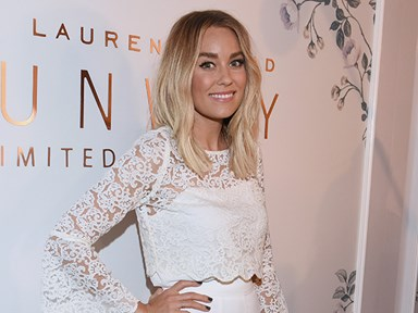 Lauren Conrad has made the cookie bouquet of your wildest sugar dreams