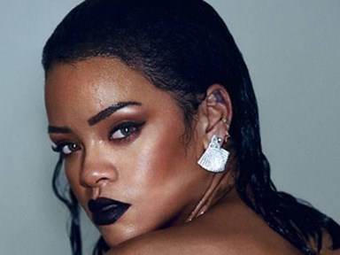 We're officially one step closer to working our makeup just like Rihanna