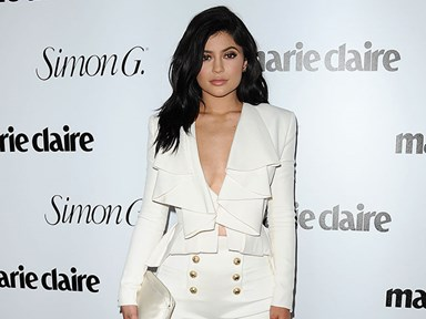 Kylie Jenner has peach-coloured hair now, looks scarily like her Paper cover