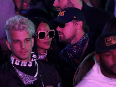Leonardo DiCaprio and Rihanna spotted at Coachella after hook-up rumours