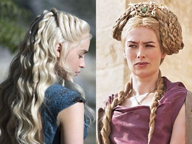 An in-depth look at the hairstyles of Game of Thrones