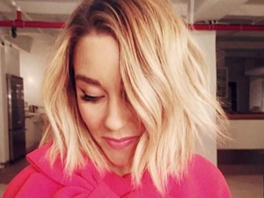 Lauren Conrad's wavy hair hack is a game changer
