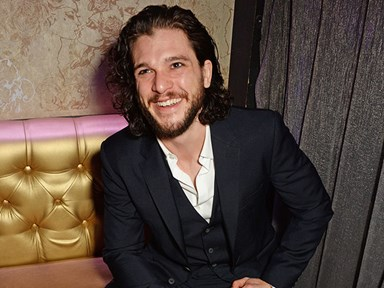 These new pics of Kit Harington and Rose Leslie are cute AF