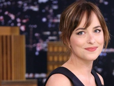 "Dakota Johnson says her 'Fifty Shades' sex scenes with Jamie Dornan are ""tedious"""