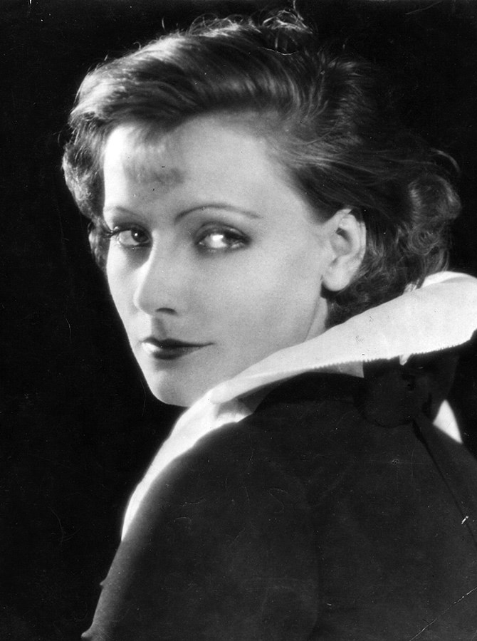 And Greta Garbo.