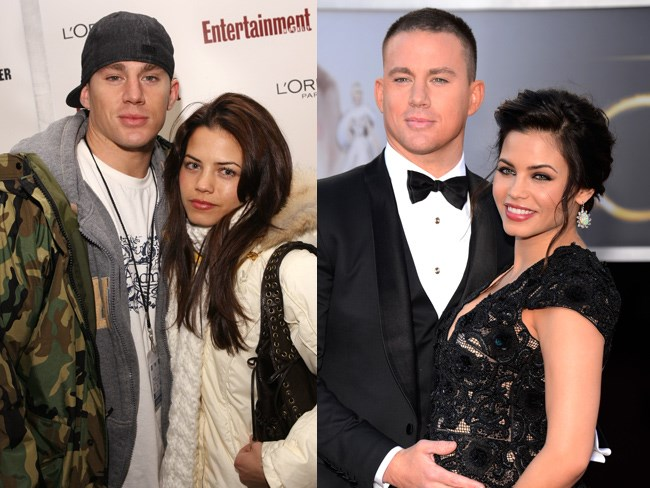 Channing Tatum and Jenna Dewan: a 10-year-long love story